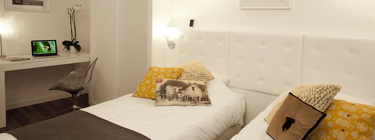 Calm Apart'Hotel Lille